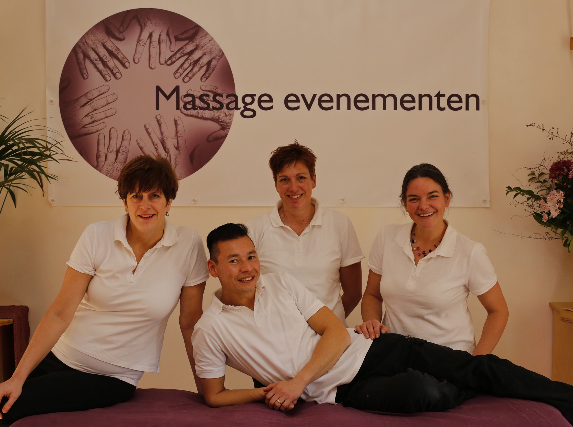 MassageEvenementen team 2016